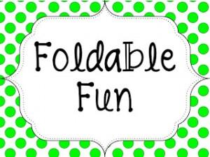 Four Sentence Types Foldable