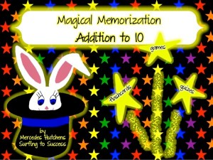 Magical Memorization: Add to 10