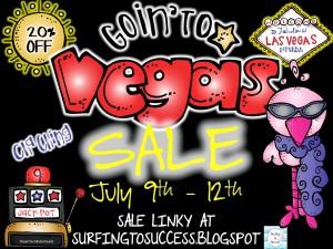 Vegas Sale Linky