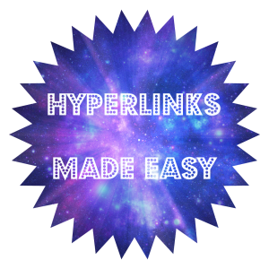 Hyperlinks Made Easy