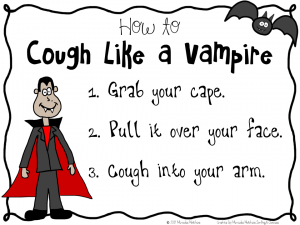 Cough Like a Vampire FREEBIE