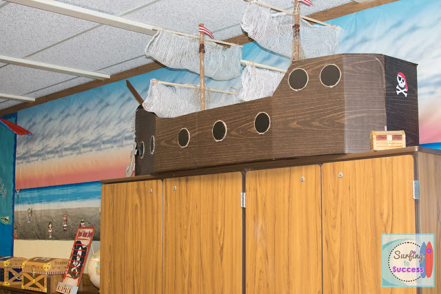 Ocean Theme Classroom / Pirate Theme