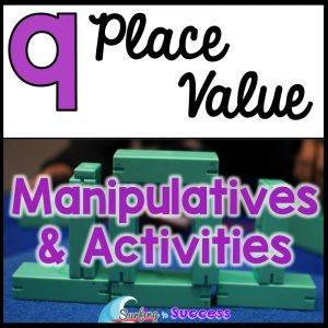 Place Value Manipulatives and Activities
