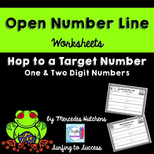 Free Worksheets : place value worksheets with number lines Place ...