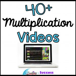 40 Multiplication Videos for your Classroom