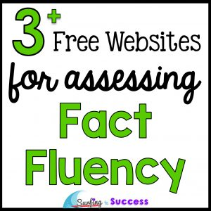 Free Websites to Assess Fact Fluency
